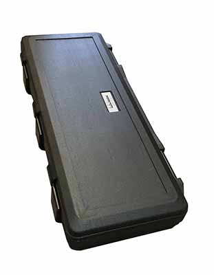Clegg shown with Turf-Tec optional hard case