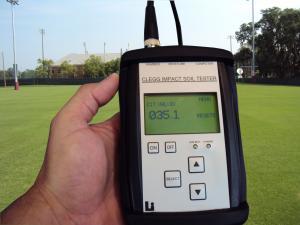 Clegg Impact Tester / Clegg Decelerometer Control unit