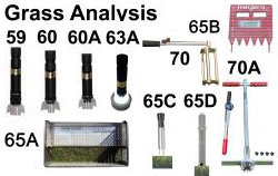 Click here to see Turf-Tec's grass analysis related products