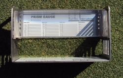 Turf-Tec Height of Cut Prism Gauge