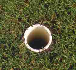 Turf-Tec Holematic is also used for setting termite traps and feeding tree roots.
