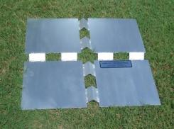 Turf-Tec Driving Plates for Turf-Tec 12 and 24 inch Infiltration Rings