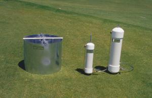 The new Turf-Tec Mariotte Tubes match the ASTM for standard testing of soils with a hydraulic conductivity between 1X10-2 cm/s or sand type soils with high infiltration rates.  These tubes are a companion tool for using with the Turf-Tec 12 and 24 inch Infiltration Rings (IN10-W). They match ASTM Standard D 3385-03 which replaced old ASTM D 3385-94.   These infiltration rings are ideal for taking ASTM infiltration tests on all areas and match the ASTM 3385 test.