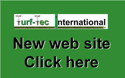 Turf-Tec International new web site