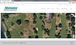 POGO II - VWC Soil Moisture Sensor - Web mapping