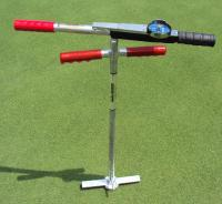 Turf-Tec Shear Strength Tester = Test as instructed above