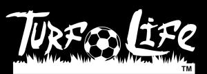Turf-Life Soccer Window Decal