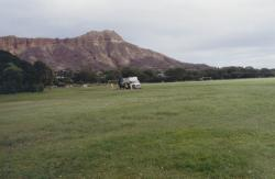 I also had an opportunity to speak at the Agricultural Conference in Hawaii.  This is Kapiolani Park on Oahu which overlooks Diamondhead.