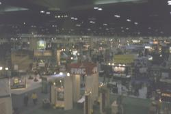 In February the Golf Industry Show was in Orlando, Florida.  The show was unbelievably big and very well attended.  The show floor was so large that they had a Golf driving range and even built a full size USGA green in the center of the show floor.