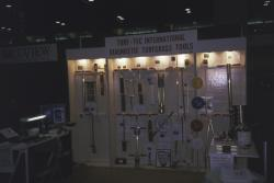 Here is the Turf-Tec International booth at the Golf Industry Show in Orlando, FL.