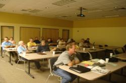 In July 2008, I also held a North Florida Sports Turf Managers Meeting at Jacksonville University in Jacksonville, Florida.