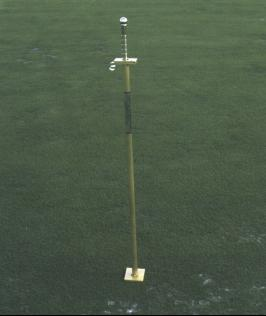 Turf-Tec Penetrometer gives readings of soil compaction on Golf Greens and Sports Turf Areas.